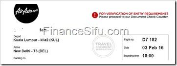 AirAsiaX-Delhi